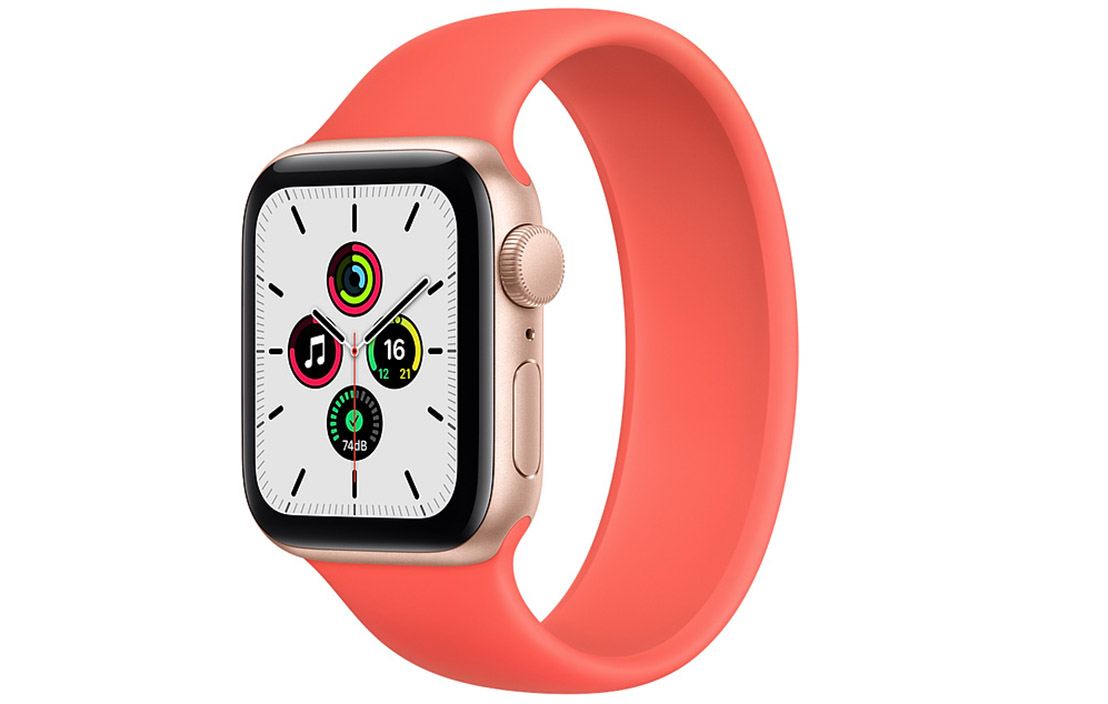 Apple smartwatches and fitness tracker