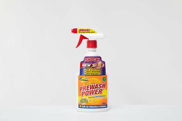 OzKleen Prewash Power Amazing Stain Remover