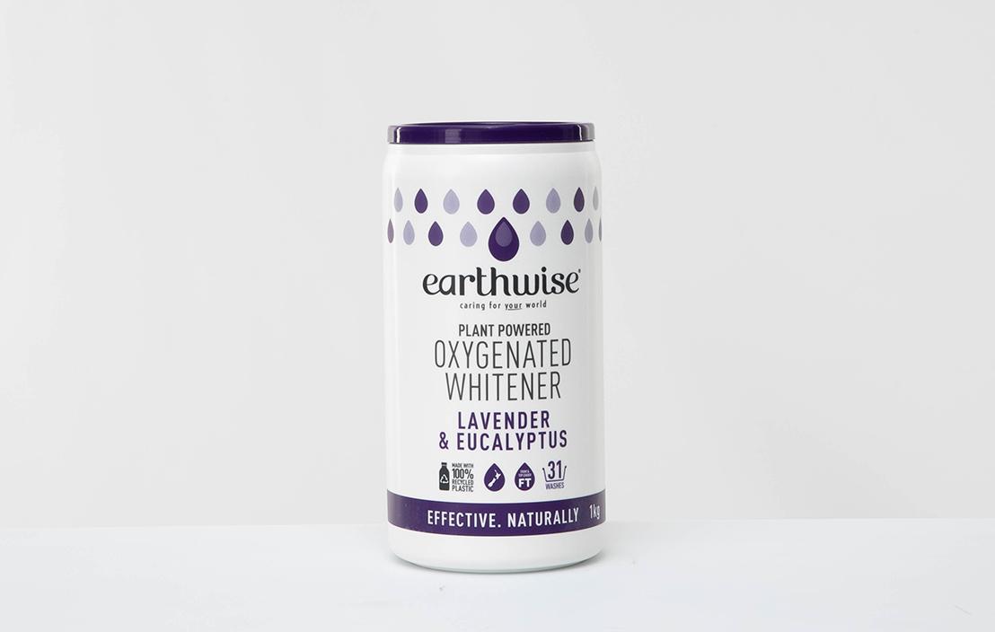 Earthwise Oxygenated Whitener Lavender & Eucalpytus