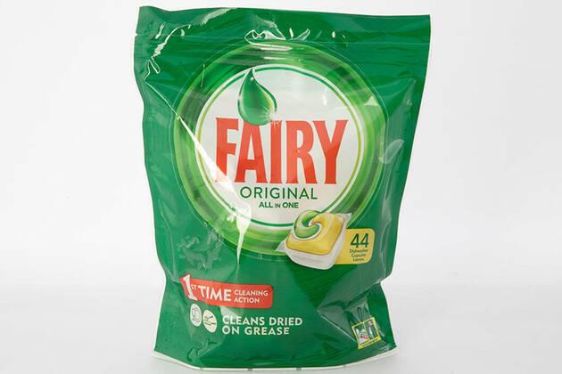 Fairy Original All In One Dishwasher Capsules