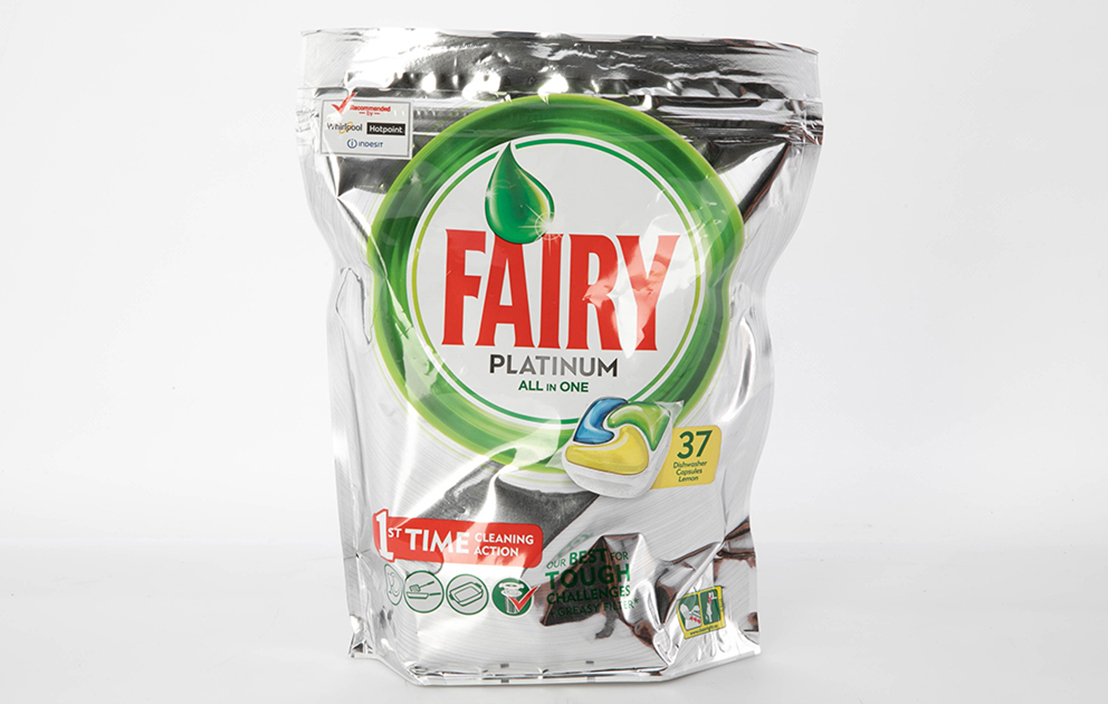 Fairy Platinum All In One Dishwasher Capsules