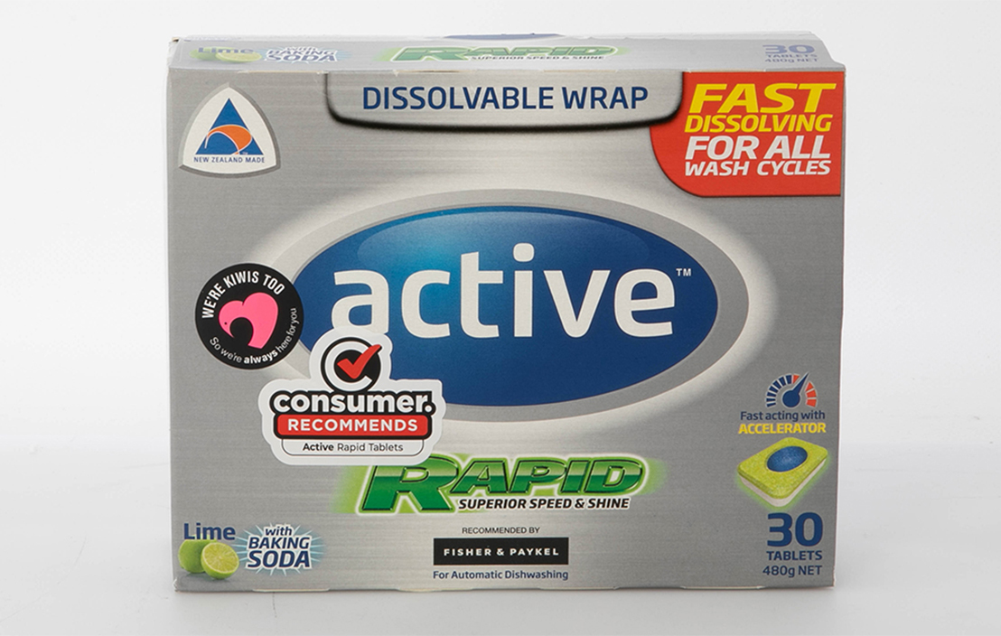 Active Rapid Lime with Baking Soda