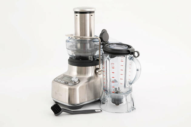 Breville the 3x Bluicer BJB815BSS