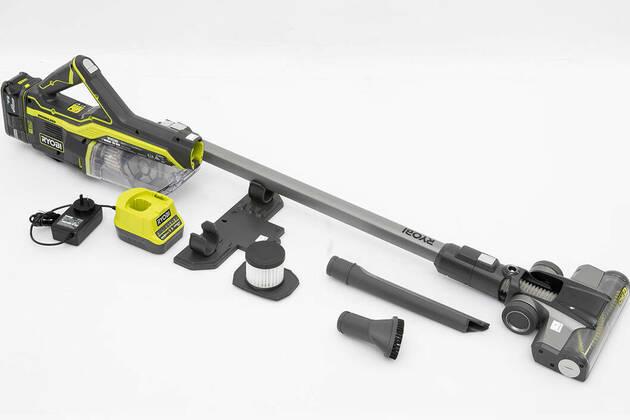 Ryobi ONE+ 18V Brushless Stick Vacuum R18SV8-KIT