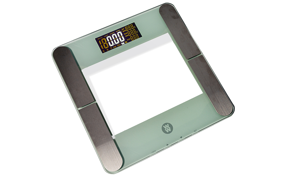 WeightWatchers Body Analysis Smart Scale WW710A
