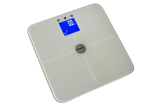 Beurer Diagnostic Bathroom Scale BF950