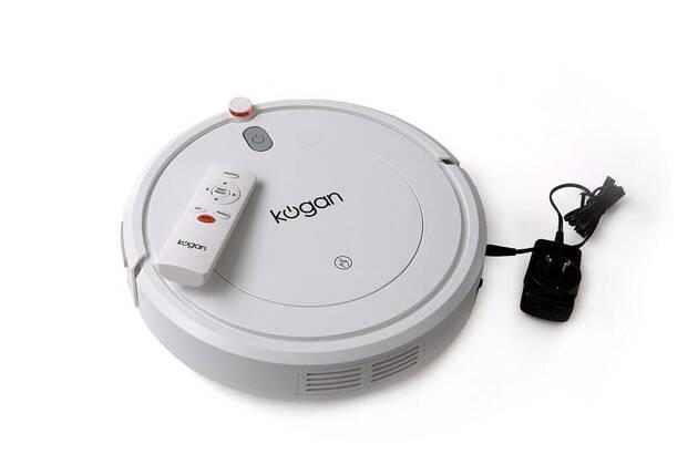 Kogan EasyClean R10 Robot Vacuum KACOMROBVCA