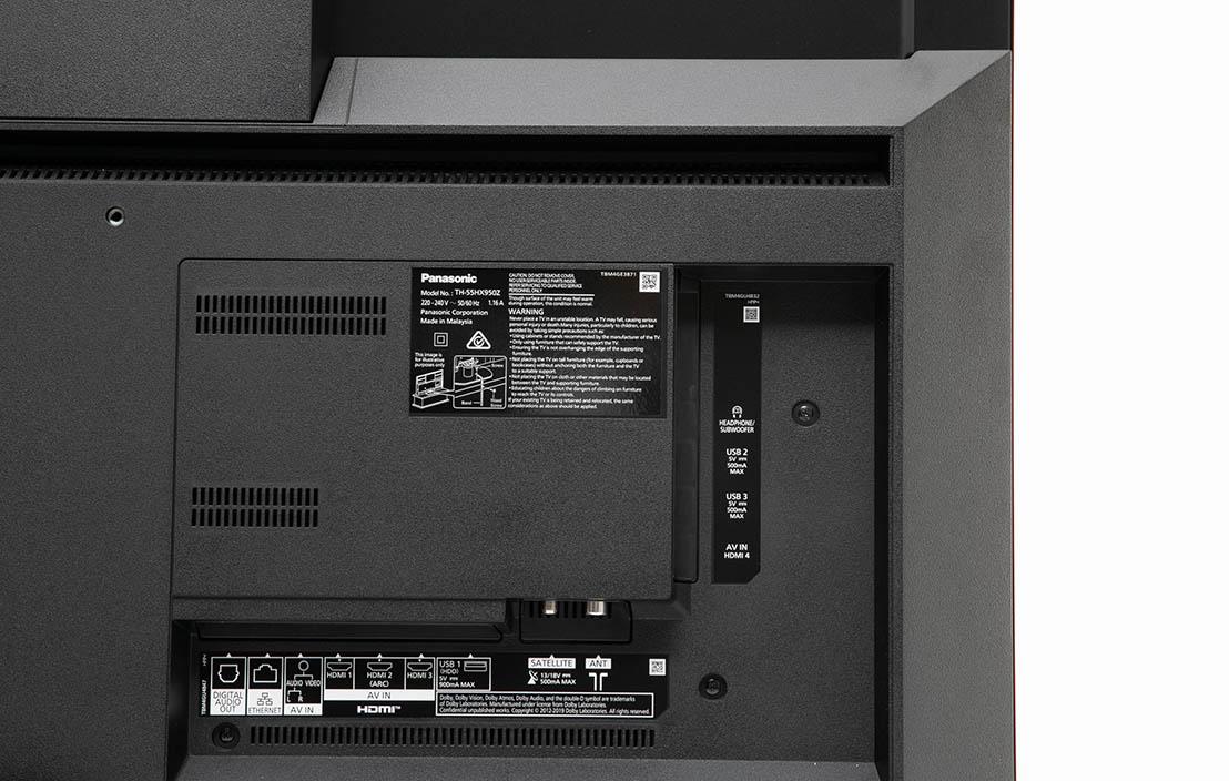 Panasonic TH-55HX950Z