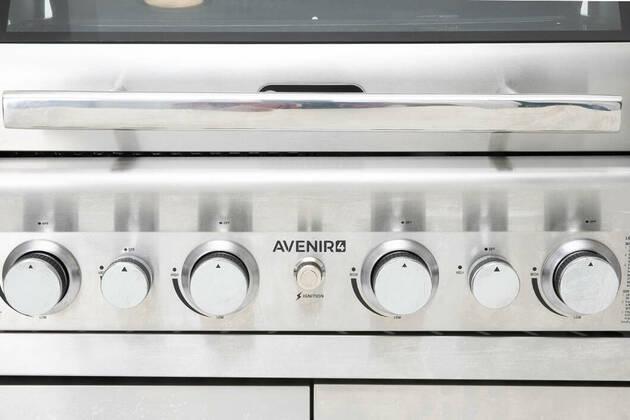 Gasmate Avenir 4 Burner BBQ GM172-146