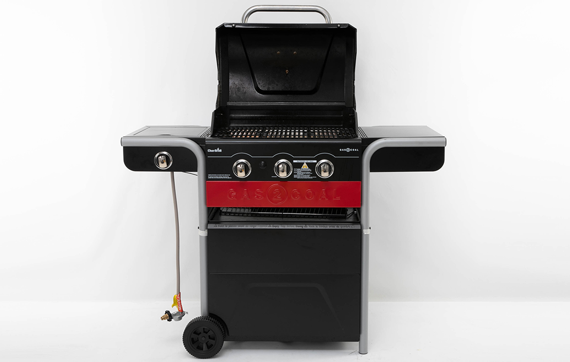 Char-Broil Gas2Coal 3 burner Hybrid Grill 468300617