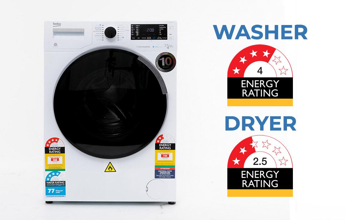 Beko washer-dryer