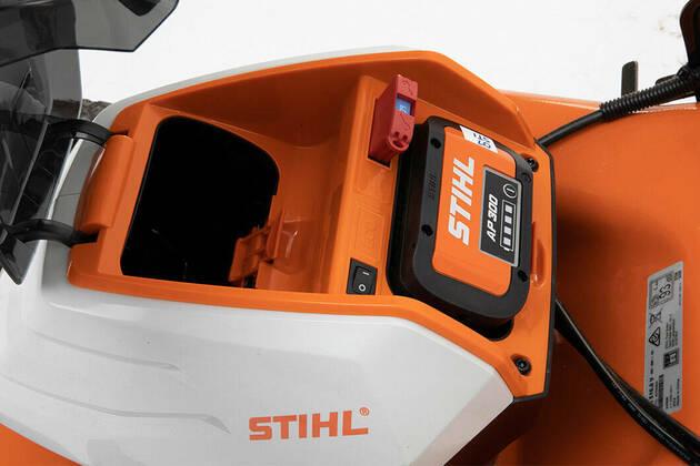Stihl RMA 510V with AP300 and AL300