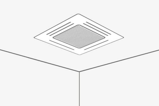 Toshiba RAV-RM1101UTP-E / RAV-GM1101ATP-NZ