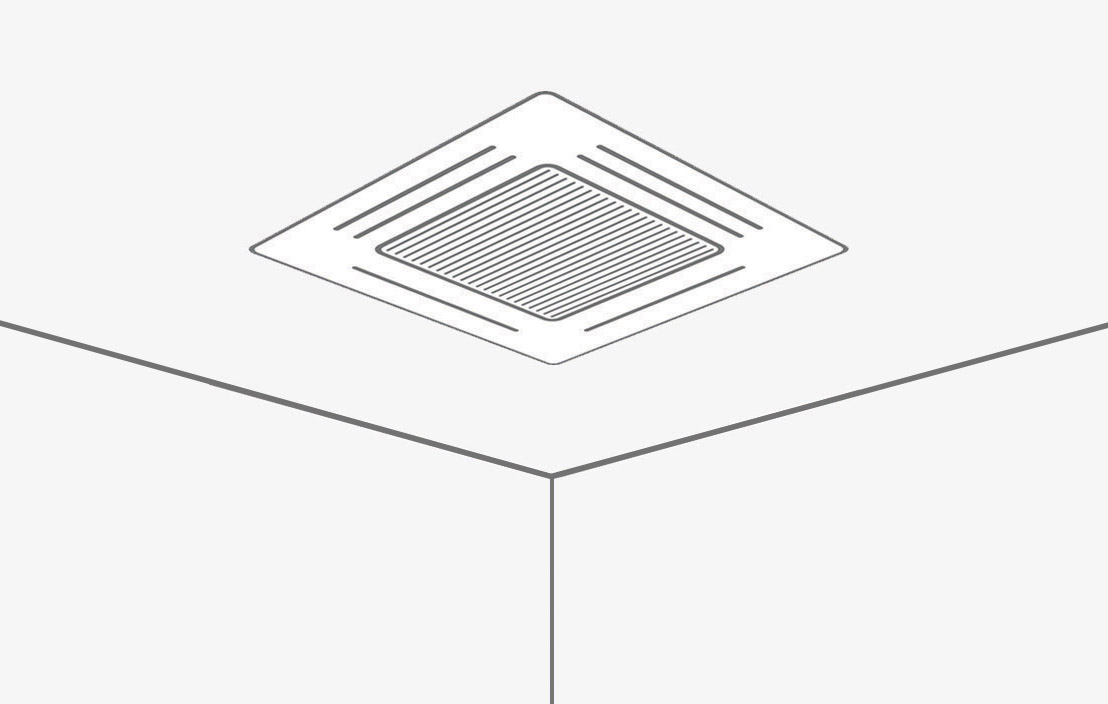 Toshiba RAV-RM1101UTP-E / RAV-GP1101AT-E