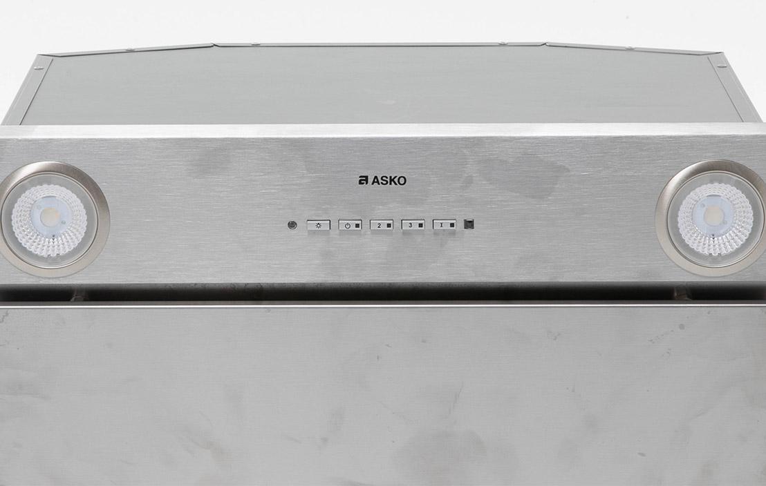 Asko CC4525S - Recirculating