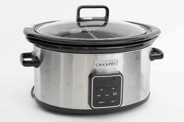 Crock-Pot Choose-A-Crock Slow Cooker CHP600