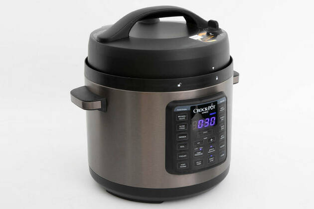 Crock-Pot Express Easy Release Multi-Cooker CPE210