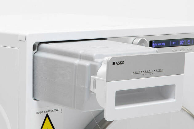 Asko T408HDW