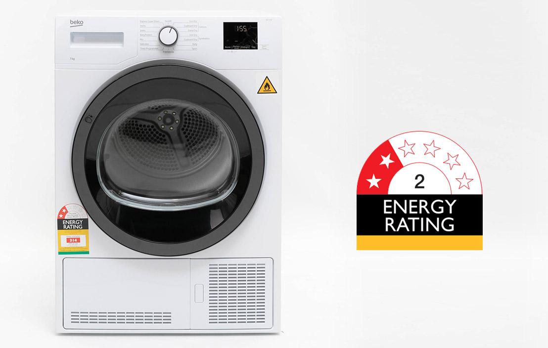 Beko clothes dryer