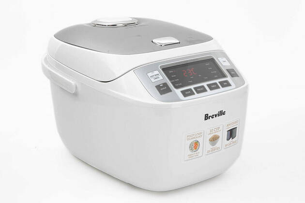 Breville The Smart Rice Box LRC480WHT