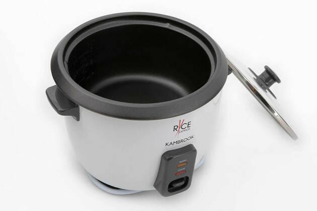 Kambrook Rice Express 5 cup Rice Cooker KRC150WHT