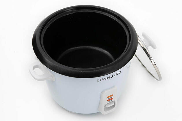 Living & Co 7 cup Rice Cooker SRO8316