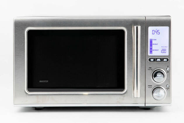 Breville the Smooth Wave BMO840BSS