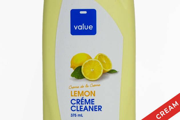 Value Lemon Créme Cleaner