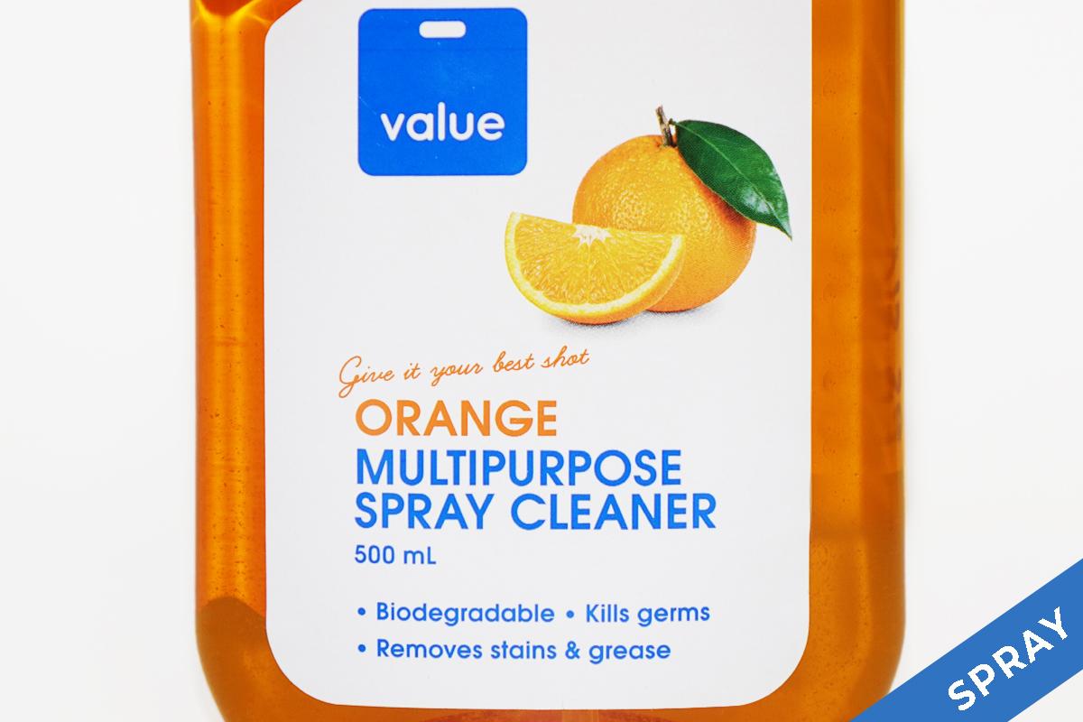 Value multi-purpose cleaner
