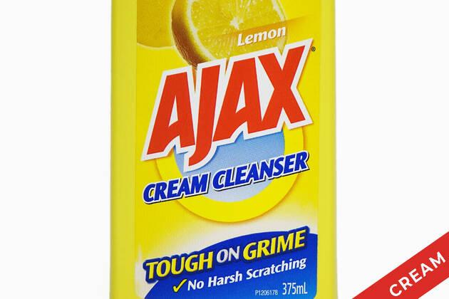 Ajax Cream Cleanser