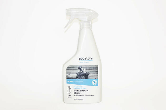 Ecostore Multi-Purpose Cleaner Ultra Sensitive Fragrance & Colourant Free