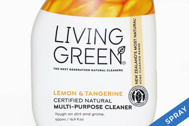 Living Green Multi-Purpose Cleaner