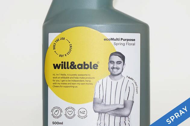 Will&able ecoMulti Purpose