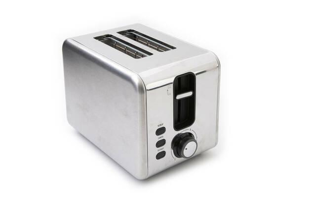 Anko LD-T7007 2 Slice Stainless Steel Toaster 42676096