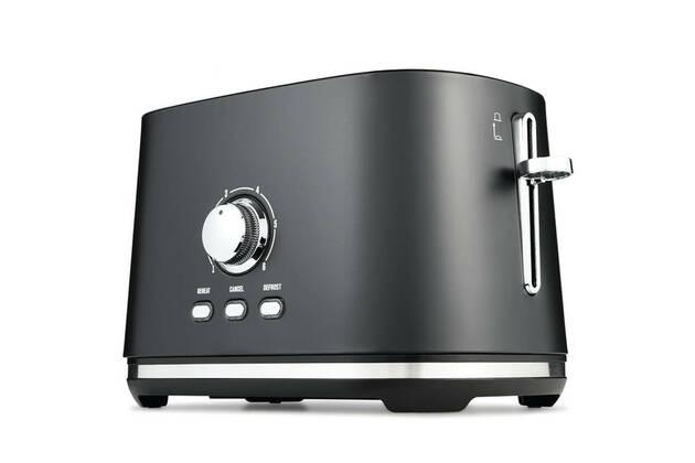 Anko LD-T7037 2 Slice Black Matte Toaster 42843283