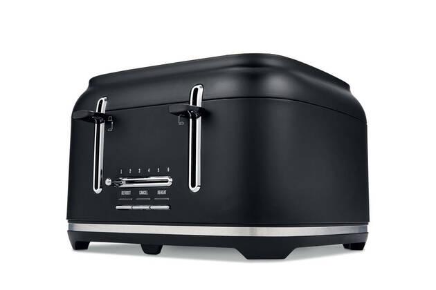Anko LD-T7021 4 Slice Stainless Steel Toaster 42725268