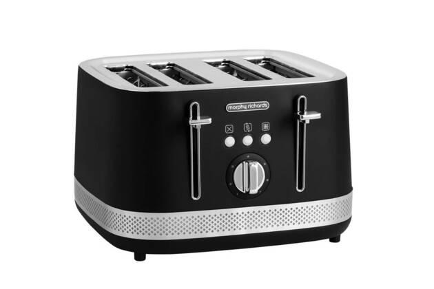 Morphy Richards Illumination 4 Slice Toaster