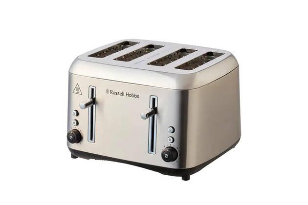 Russell Hobbs Addison 4 Slice Toaster RHT514