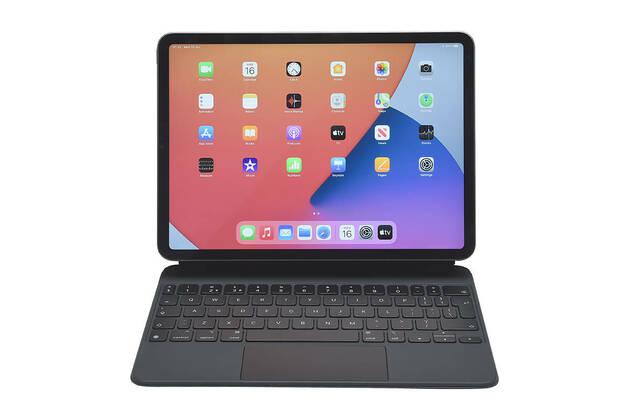 "Apple iPad Pro 11"" 2021 128GB + Keyboard"