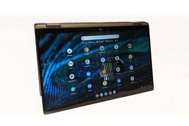 HP Chromebook x360 14c-ca0001TU