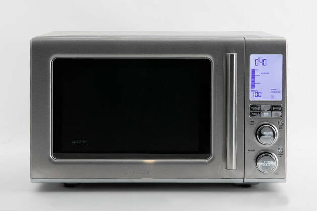 Breville the Combi Wave 3-in-1 BMO870BSS