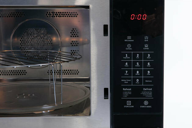 Morphy Richards 34L Grill & Convection Microwave MRMWO34GC
