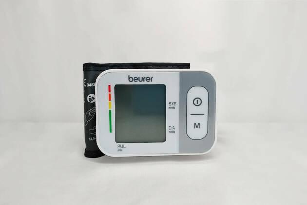 Beurer Digital Wrist Blood Pressure Monitor BC 28