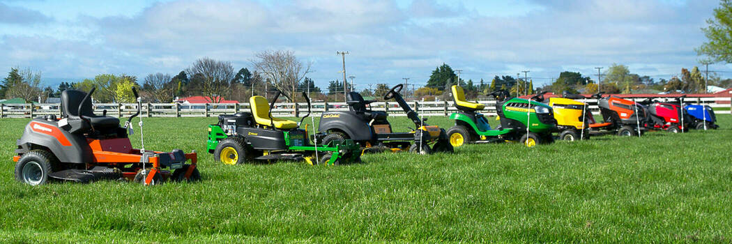 Ride-on mowers - Reviews & Ratings - Consumer NZ